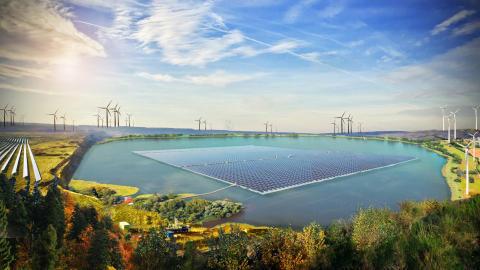 (Umfrage) Konzept zum Braunkohleausstieg: Jeder dritte Bundesbürger würde sich an Erneuerbaren-Großprojekt im Rheinischen Revier beteiligen