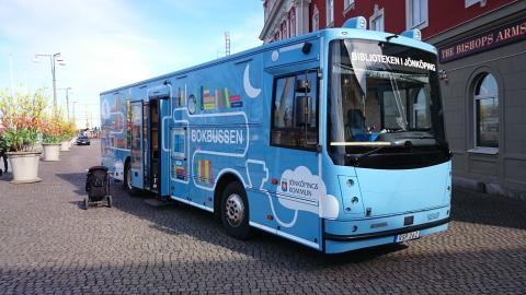 Bokbussen, Jönköpings kommun 3