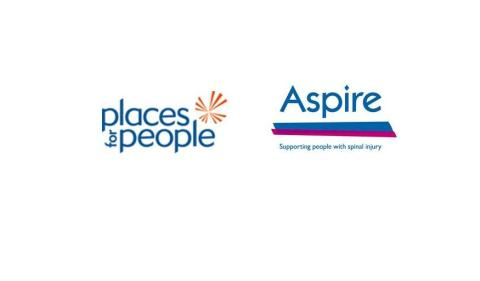 Aspire and Places for People launch a new accessible temporary home for people with Spinal Cord Injury in Newcastle