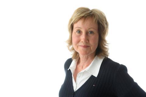 Maritha Sedvallson, förbundsordförande. Foto: Marias of Sweden