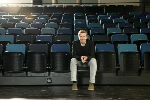 Kulturhus: Anders Dahlgren