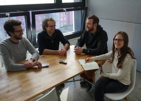 Blick hinter die Kulissen: Interview über Magazino, TORU und die Faszination für Robotik - Teil 1