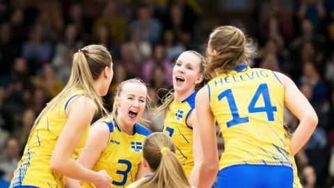 Dags för landskamp i Umeå