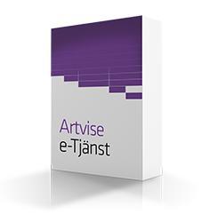 Artvise AB lanserar version 1.4 av Artvise e-Tjänst!