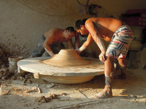 The Pottery Workshop in Jingdezhen, China - an introduction