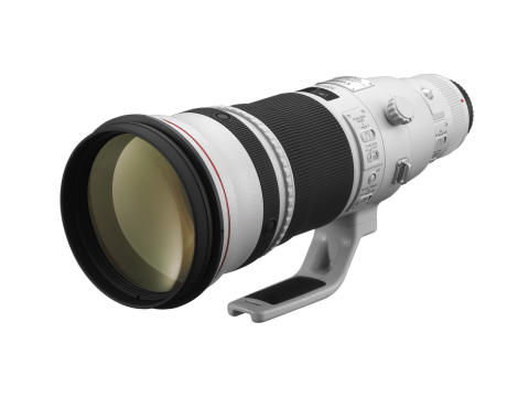 Canon EF 500 mm f/4L IS II USM
