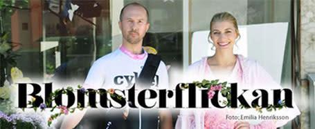 Euroflorist i romantisk komedi med Cissi Forss