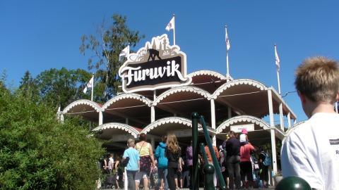 Furuviks entré