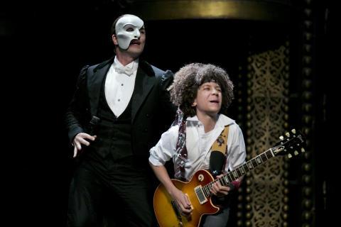 Phantom of the opera 30 års jubileum Broadway