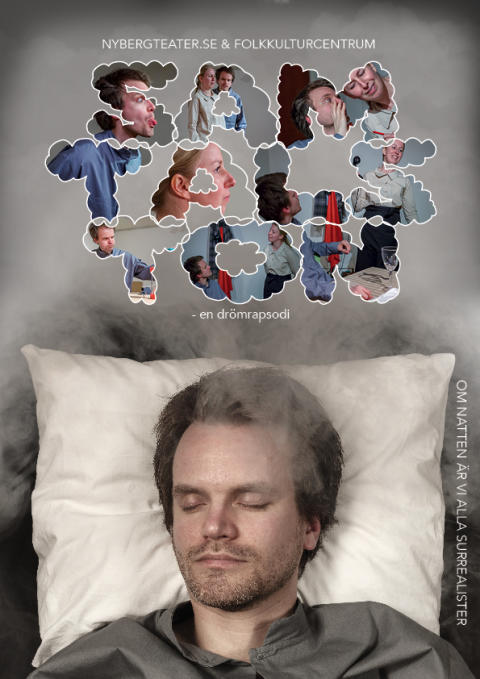 Drömsk enaktare av Mattias Nyberg
