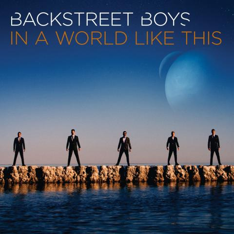 "Backstreet's back, alright! Nya albumet ""In A World Like This"" släpps 29 juli"