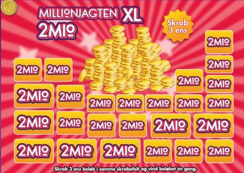 """Vinder af 2 mio. kr. på Millionjagten XL Quick fra Furesø Kommune: """"Nu er jeg dobbeltmillionær!"""""""