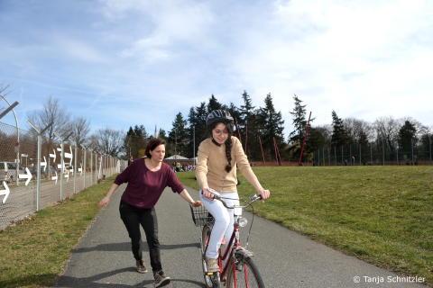 #BIKEYGEES - Fahrradtraining