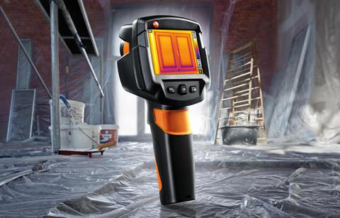 testo 869 – värmekamera med stor funktion till litet pris