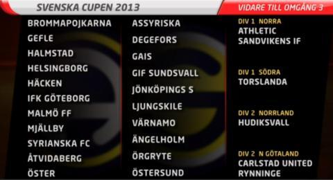 HuFF-hjältar vidare i Svenska Cupen - se straffdramat och läs mer om bragden på Glysis här
