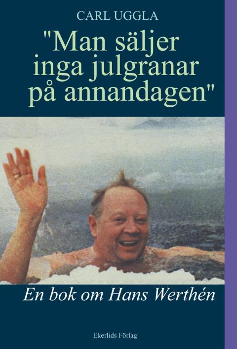 Ny bok om Hans Werthén.