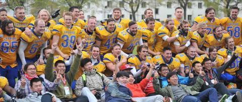 Sverige tog brons i Student-VM