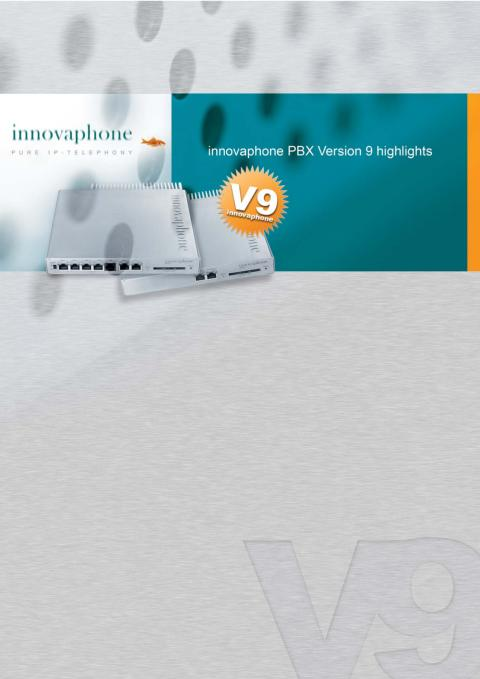 Innovaphone v9 uppdatering