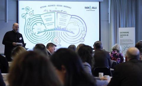 Samverkan en förutsättning för cirkulära affärsmodeller