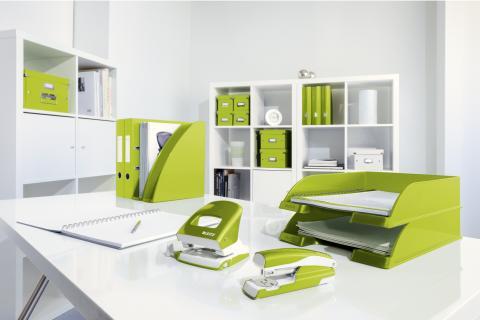 Leitz WOW range in green