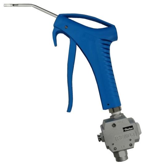 Parkers nya luftsparventil för blåspistoler sparar energi utan att kompromissa med prestandan