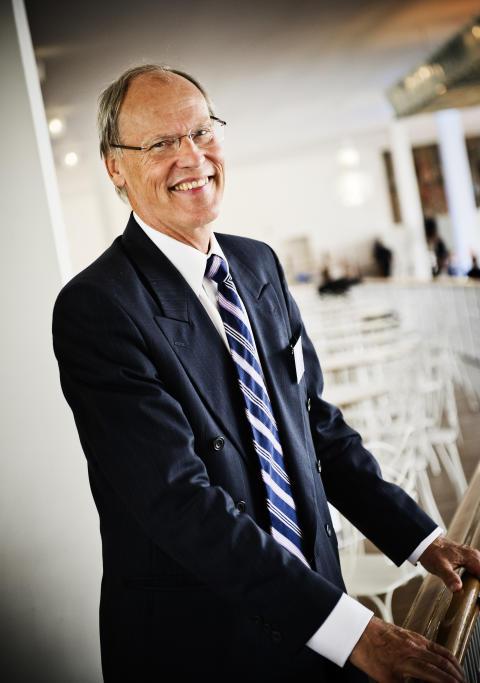Entreprenör får livsutmärkelse: Skåneprofilen Sten K Johnson – Årets Förebild Syd 2012