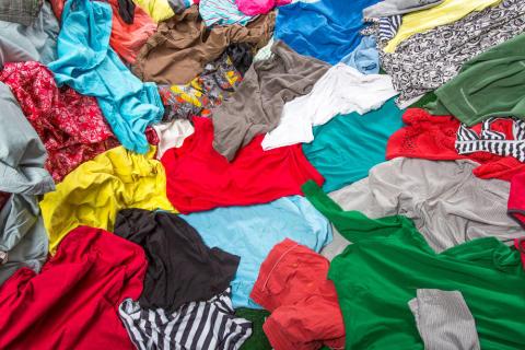 Textilåtervinning som gör miljön till vinnare – ett av 24 nya projekt inom Utmaningsdriven innovation
