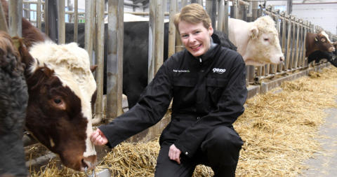 New Managing Director of Geno SA, Norwegian Red breeding organization