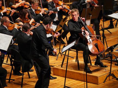 Konsert för violin och cello