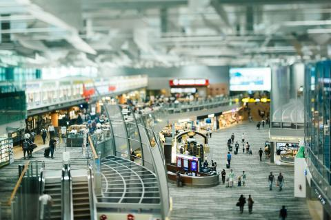 Where's my Suitcase?: Will there be a transformation in luggage handling?