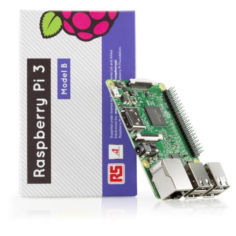 Raspberry Pi 3 lanseres på Kjell & Company