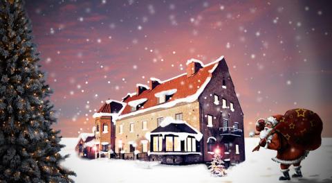 Nytänk, passion och tradition - julbord på Högberga Gård