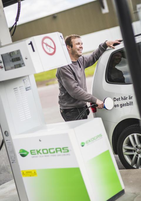Ekogas Biogasmack