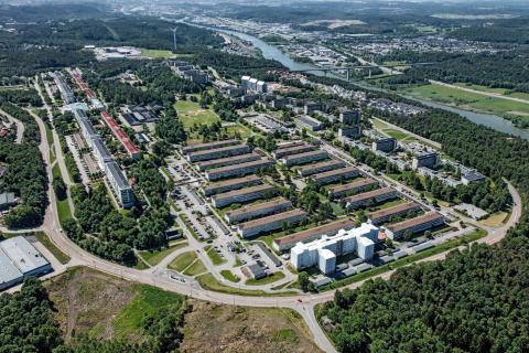 Gårdstensbostäder nominerat till GötaPriset