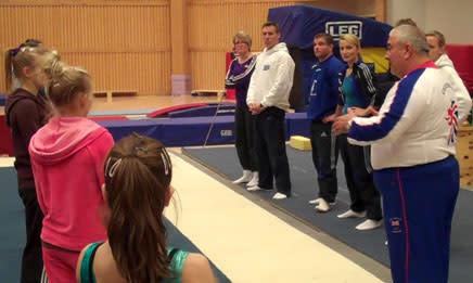'Supercoachen' i artistisk gymnastik Adrian Stan: Sveriges kvinnliga gymnaster har utvecklats snabbt