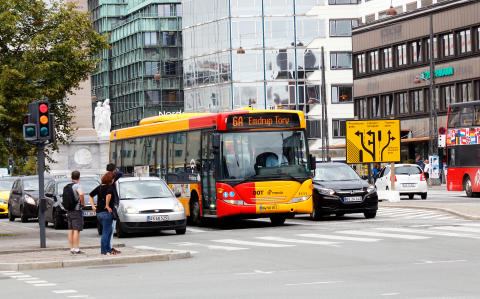 Hogia's cloud solution takes Danish bus services into the future