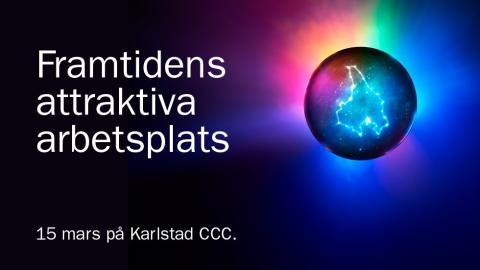 100° Karlstad firar fem år och fokuserar på framtidens attraktiva arbetsplats