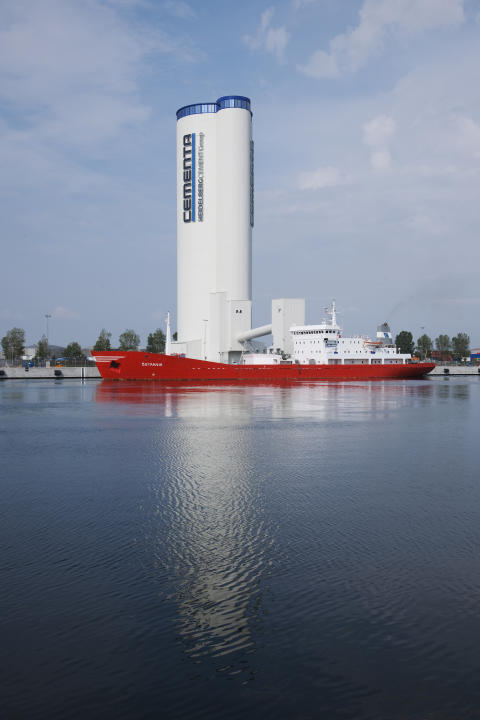 Cementa Malmö hamn