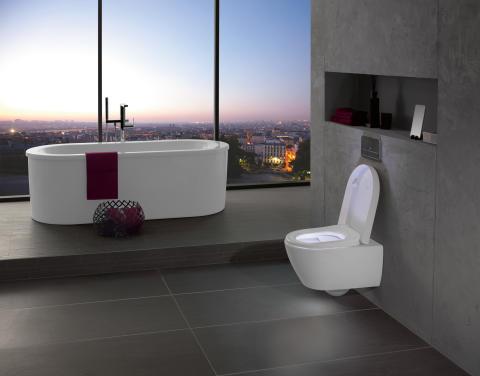 Die neue Komfortklasse beim WC – ViSeat: Der WC-Sitz mit den gewissen Extras