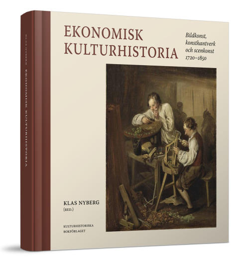 Bokomslag, Ekonomisk kulturhistoria