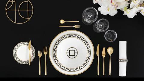 Le comble de l'élégance intemporelle –  MetroChic et MetroChic blanc : un design contemporain avec un style Art Déco