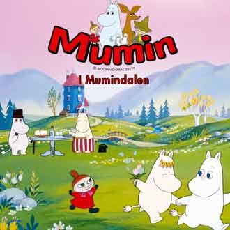 Familjeföreställning – I Mumindalen 12 februari 13.00 – en resa i Tove Janssons förtrollande värld