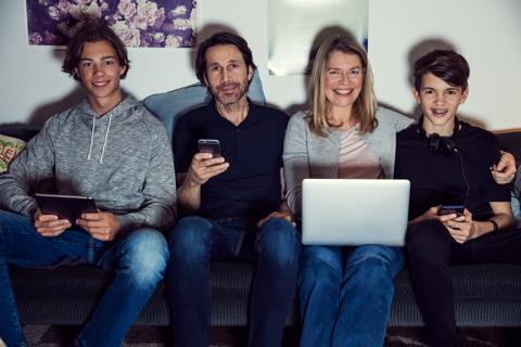Nu kan 13 000 hushåll i Nyköping få allt från Telia