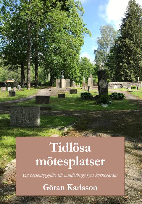 Lindesberg har fått en kyrkogårdsguide