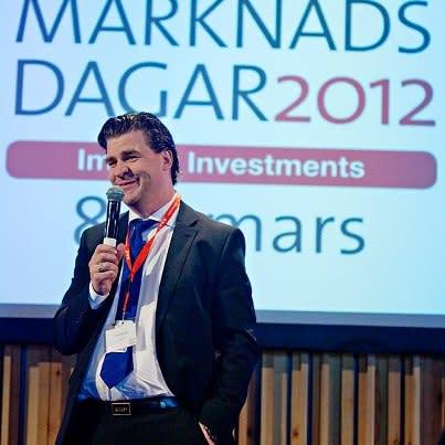 Jens Edlund utsedd till en av tio finalister i Årets Affärsnätverkare i Sverige 2012!