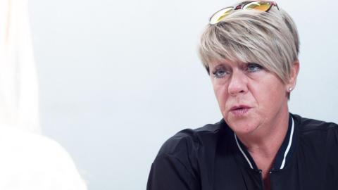 Britt-Marie Börjesson, omsorgsdirektör