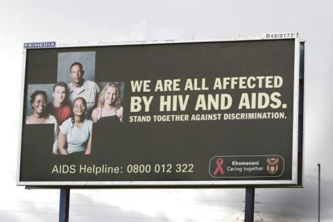 Nordic Secure the Future - AIDS Helpline