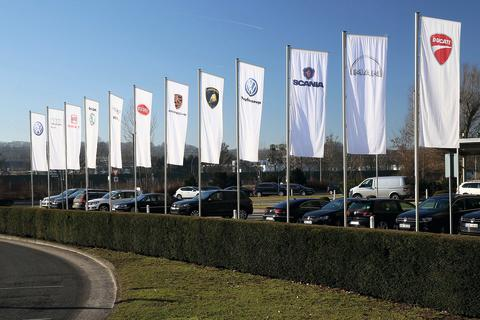 Volkswagen Group grows deliveries in first half year