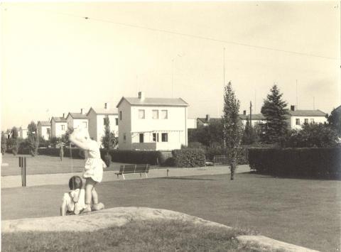 Bräcke 1935 - Egnahemsbolaget 80 år