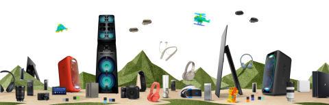Sony revela sus últimas innovaciones en la IFA 2017,  incluidos sus productos móviles, audio, televisión y fotografía